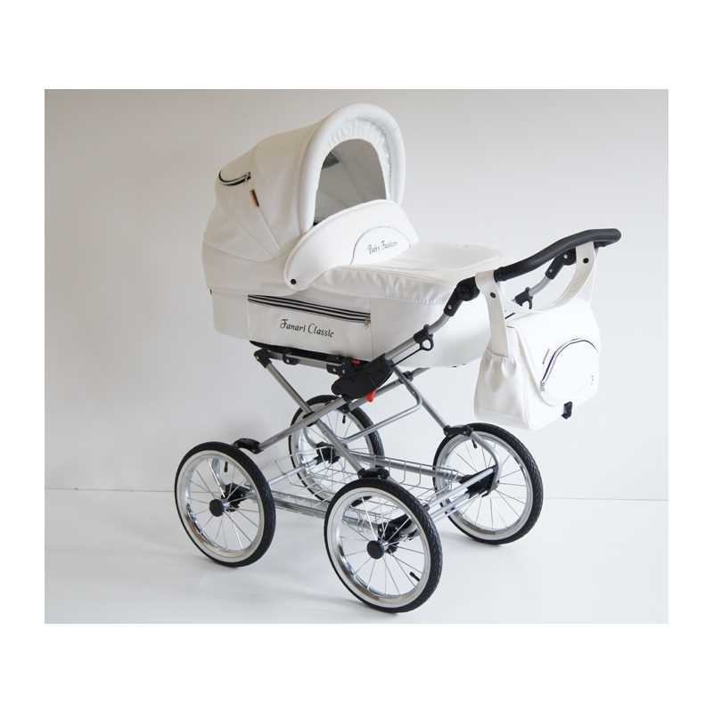 fddf5c99818 BabyFashion Fanari Classic vanker-jalutuskäru 2in1 Värvivalik! @ www ...