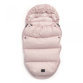 Elodie Light Weight Down Footmuff - Powder Pink.jpg