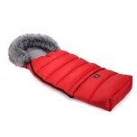 "Cottonmoose soojakott Combi ""Red"" 3in1"
