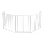 BabyDan turvavärav/turvapiire Flex XL (valge)