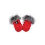 "Cottonmoose vankri kindad ""Red"""