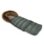 "Cottonmoose soojakott Combi Yukon  ""Jungle Green"" 3in1"