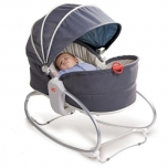 Tiny Love Rocker Napper Cozy 3in1 lamamistool-beebikiik