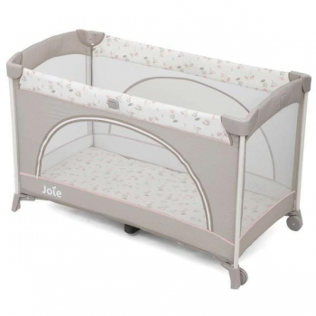 Joie Allura 120 with wheels Travel Cot Flowers Forever.jpg