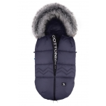 "Cottonmoose soojakott NORTH ""Navy"""