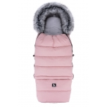 "Cottonmoose soojakott Combi Yukon  ""Pink"" 3in1"