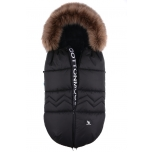 "Cottonmoose soojakott NORTH ""Black"""