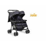 Joie Aire Twin Twin Buggy Dark Pewter