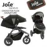 Joie Crosster Flex jalutuskäru Noir