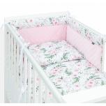 3-osaline voodipesu voodile 70x140