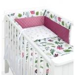 3-osaline voodipesu komplekt