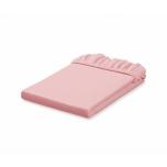 Voodilina kummiga 70x140 Jersey Pink
