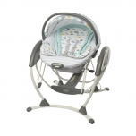 "Graco Glider Elite beebikiik 0-9 kg ""Clouds"""